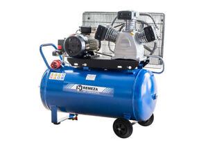 Remeza Druckluft Kompressor 3 kW/400 Volt/10 bar/ 90 l Liter Kessel, 580 l/min