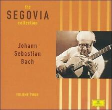 Segovia Collection 4, Segovia, Andres, Good Original recording remastered