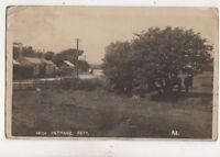 Cecil Cottage Pett Sussex 1917 RP Postcard 537b