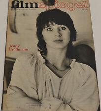 FILMSPIEGEL 9 4/1975 JENNY HILAR GRÖLLMANN FS 97