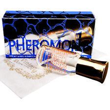 Blue Pheromone Perfume Pheromones Parfum for Men to Attract Women 0.9oz (25ml)