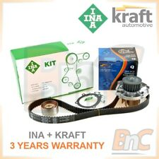 INA KRAFT HEAVY DUTY TIMING BELT KIT CAMBELT SET & WATER PUMP FOR FIAT GRANDE