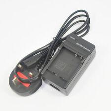 Mains Battery Charger for Panasonic DMW-BLE9 DMW-BLG10E DMC-GX7 GX85 GF6 DC-TZ90