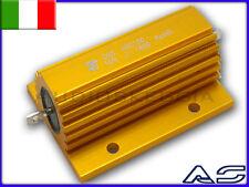 Resistenza 10 Ohm 100W Corazzata di potenza carico amplificatori finali test