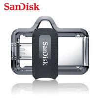 SANDISK ULTRA DUAL DRIVE micro3.0 / USB 3.0 32GB Speicher Stick
