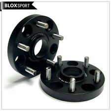 2pairs 20mm 5x114.3 Hub centric black  wheel spacers for Subaru WRX STI Impreza