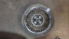 1972 Yamaha R5 350 R5C Y364. rear wheel rim 18in #1