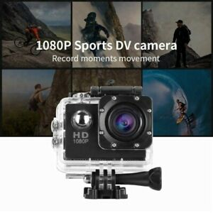 HD 1080P Action/Sport/Waterproof/Go Pro Wifi Camera Recorder Helmet Remote Kits