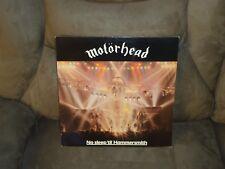 MOTORHEAD LP NO sleep 'til Hammersmith ORIG.'81 Bronze-NM