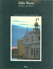 Aldo Rossi : Buildings and Projects by Arnell Bickford paperback ISBN 0847804984
