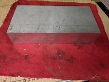 """2"""" X 4.25"""" X 9"""" 6061 6061 T6 ALUMINUM SOLID FLAT BAR New Mill Stock Plate 2"""""""