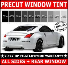 2ply HP All Sides + Rear PreCut Window Film Any Tint Shade VLT Cut for Acura