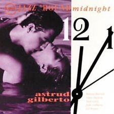 JAZZ 'ROUND MIDNIGHT CD ASTRUD GILBERTO BRAND NEW SEALED