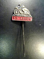 Pin TT Assen solo bike 1964