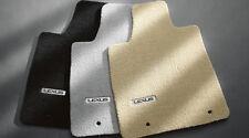 LEXUS RX350 PREMIUM CARPET FLOOR MATS / BLACK PT919-48100-20