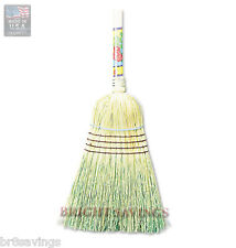 New Unisan Warehouse Broom Heavy Duty Commercial Office Floor Kitchen Sweeping