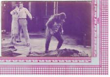 Arcade Card, Theater, Bull Montana, The Gorilla Strong Man