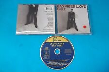 "LLOYD COLE "" BAD VIBES "" CD 1993 PHONOGRAM LONDON NUOVO"