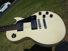 1984 Gibson Les Paul Studio Alpine White Gold Hardware 8.6 lbs Tim Shaw PAF's