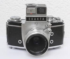 EXAKTA Varex IIa mit Messprismasucher + Tessar 2,8 / 50