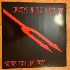 Queens Of The Stone Age - Songs For The Deaf [2LP] Limited Vinyl 2008 Record