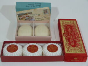 NIB 5 x  LUXURY bar soaps made in Italy