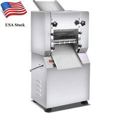 New 110V Electric Dough Roller Sheet Presser Noddles Maker Machine Usa Stock Us