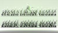 Forest Dragon Impressions 3D Wood Elves-Lanciers Bündel 2-Echelle 10MM