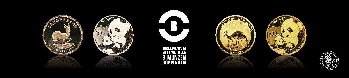 Bellmann Edelmetalle und Münzen