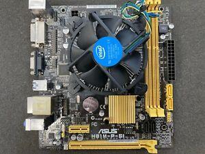 ASUS Intel (H81) Motherboard LGA 1150 Socket i5-4460 H81M-P-S1