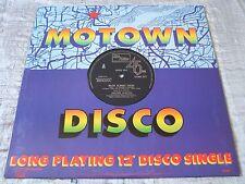 "Michael Jackson We're Almost There CRISP UK 1981 Tamla Disco 12"" UNSOLD STOCK"