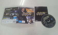007 Legends James Bond PS3 Game