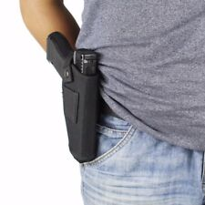 NYLON HIP BELT GUN HOLSTER FOR SMITH & WESSON M&P SHIELD 9MM & 40 S&W & 45 ACP