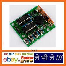 E67 Do it Yourself 16 Music Sound Tone Box electronic module DIY Kit CD4066 4011