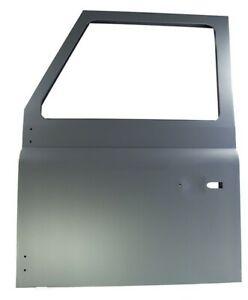 LAND ROVER DEFENDER FRONT DOOR LH Defender Push Button Door *UK Made -Brand New*
