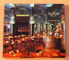 ALCANTARA CAFE  -  Various  -  2 × CD, Compilation, Digipak  -  2002 Portugal