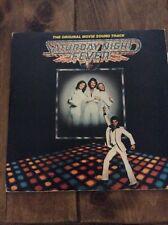 SATURDAY NIGHT FEVER / BEE GEES SOUNDTRACK ALBUM 1977 2LP SET
