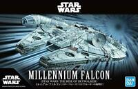 BANDAI Star Wars Millennium Falcon (The Rise of Skywalker) 1/144 Scale JAPAN