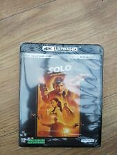 Blu-ray 4k - Solo a star Wars story NEUF SOUS BLISTER