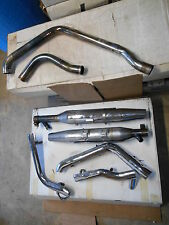 Harley Davidson BUB Exhaust Mufflers Set Road King? 1800-0707