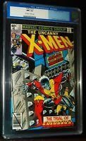 THE UNCANNY X-MEN #122 1979 Marvel Comics CGC 9.6 NM+