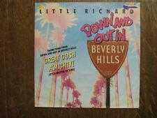 BOF DOWN AND OUT BEVERLY HILLS 45 TOURS LITTLE RICHARD