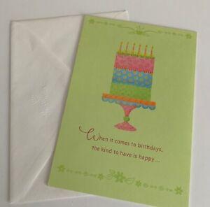 Happy Birthday New Hallmark Greeting Card Sister In Law