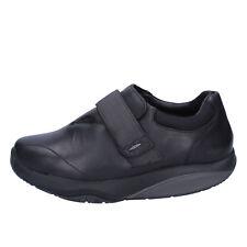 scarpe donna MBT 35 EU sneakers nero pelle dynamic AB937-B