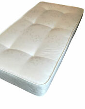 "Brand New Shorty 2ft6"" Daisy Tufted Mattress,  FREE UK DELIVERY 75 x 175cm"
