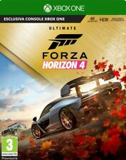 Forza Horizon 4 Ultimate Edition XBOX ONE / PC KEY - CODICE
