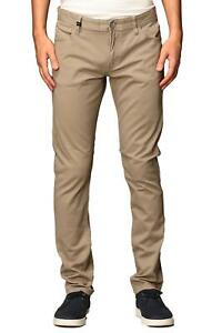AX Armani Exchange - Pantaloni Uomo Beige Slim Fit
