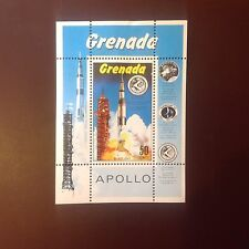 Space Sheet Grenadian Stamps (Pre-1974)