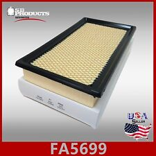 FA5699 ENGINE AIR FILTER FITS(FORD LINCOLN MAZDA MERCURY) SEE COMPATIBILITY.