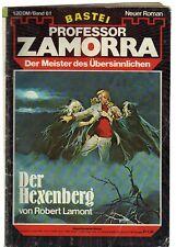 PROFESSOR ZAMORRA Band 61 / DER HEXENBERG